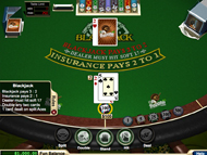 Blackjack screenshot 2