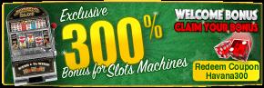Exclusive 300% Bonus
