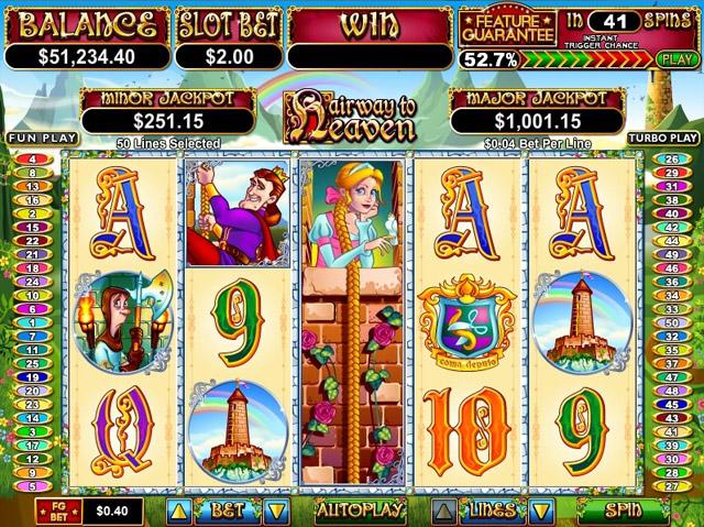 Casino Vulcan Money Games